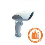 Ручной cканер штрих-кода 2D imager VMC BurstScan Lite с блоком питания, с интерф. каб. USB [2м]